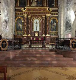 Festividad Jesús Nazareno